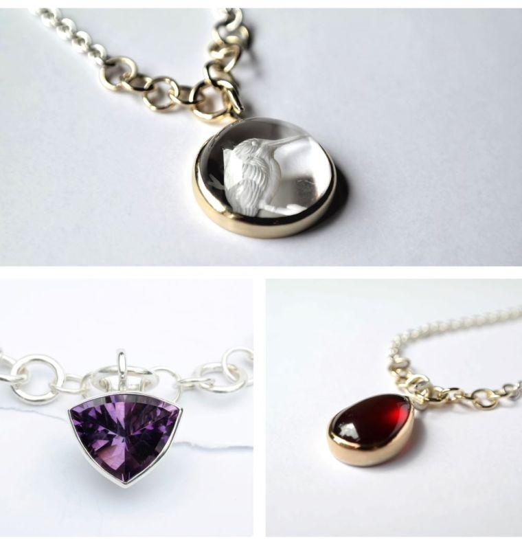 Kettenanhaenger-handarbeitet-bergkristall-amethyst-rubin