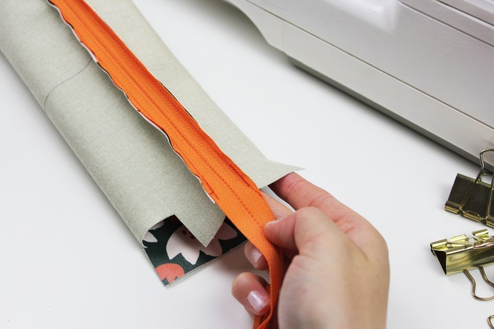 DIY Kunstleder Federmäppchen (7)
