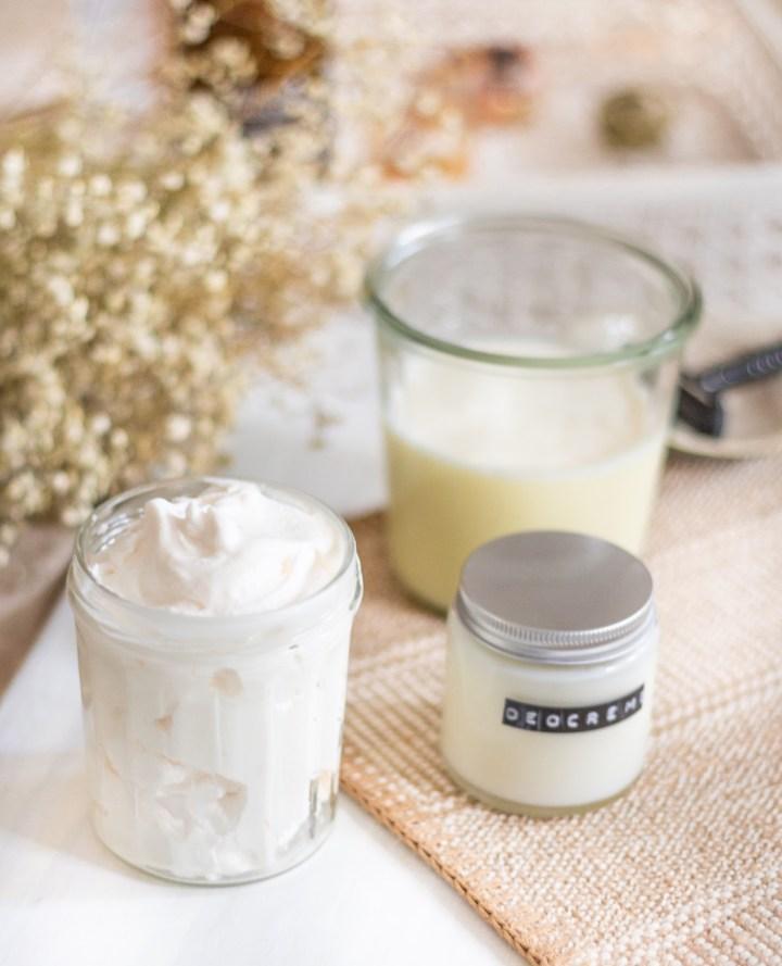 DIY Naturkosmetik – Bodylotion und Rasiercreme selber machen