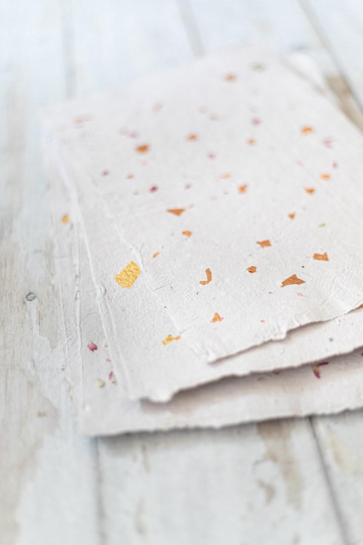 Papier selber schöpfen – Meine Tipps & Tricks