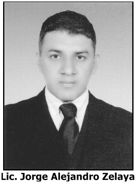 Lic. Jorge Alejandro Zelaya