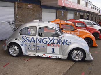 JPR Motorsports Fun Cup Beetle