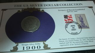 Peace Dollar Set 1900
