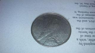 Peace Dollar Setc2