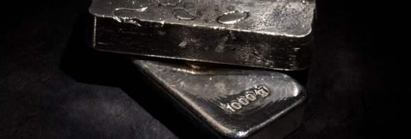 Gold Silver bar