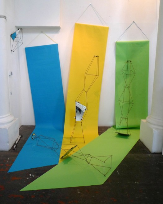 Frames / Planes at Islington Arts Factory