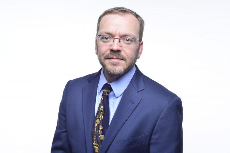 Journalist Eric P Kelly