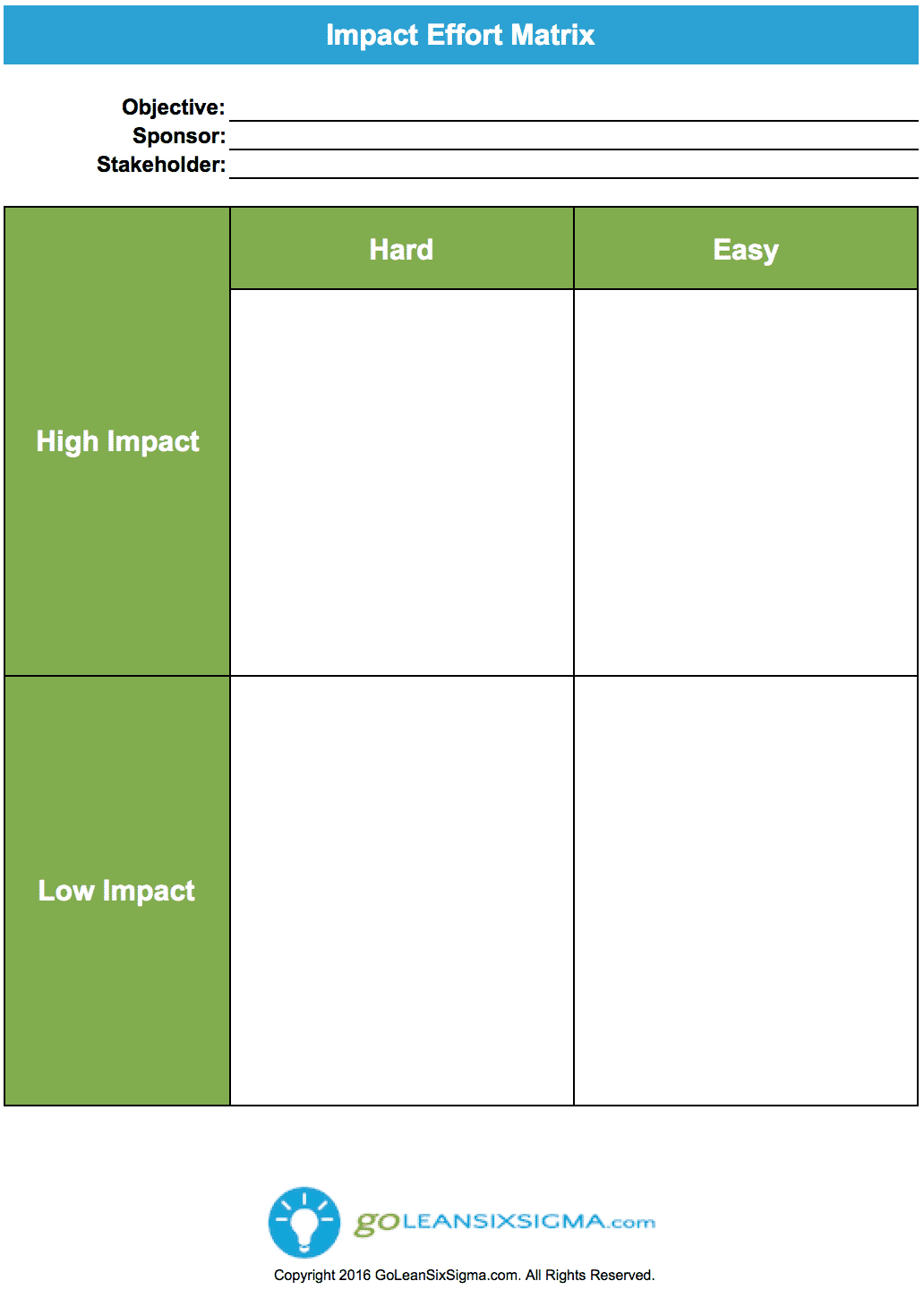 Swot Matrix Worksheet