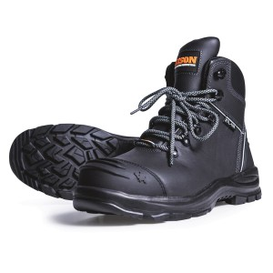 Bison XTL-102 Lace-up Safety Boot