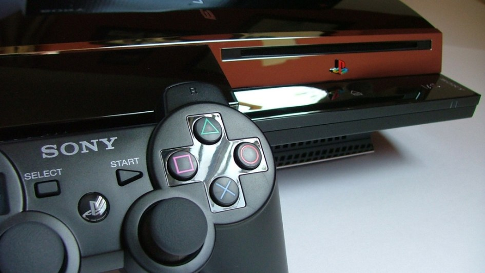 Playstation 3 and controller