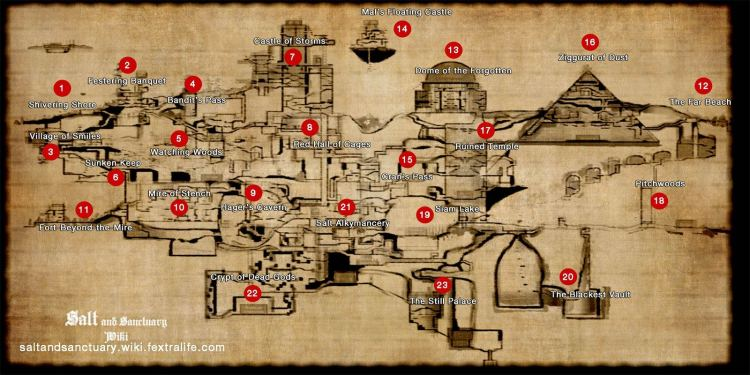 salt-and-sanctuary-world-map-walkthrough