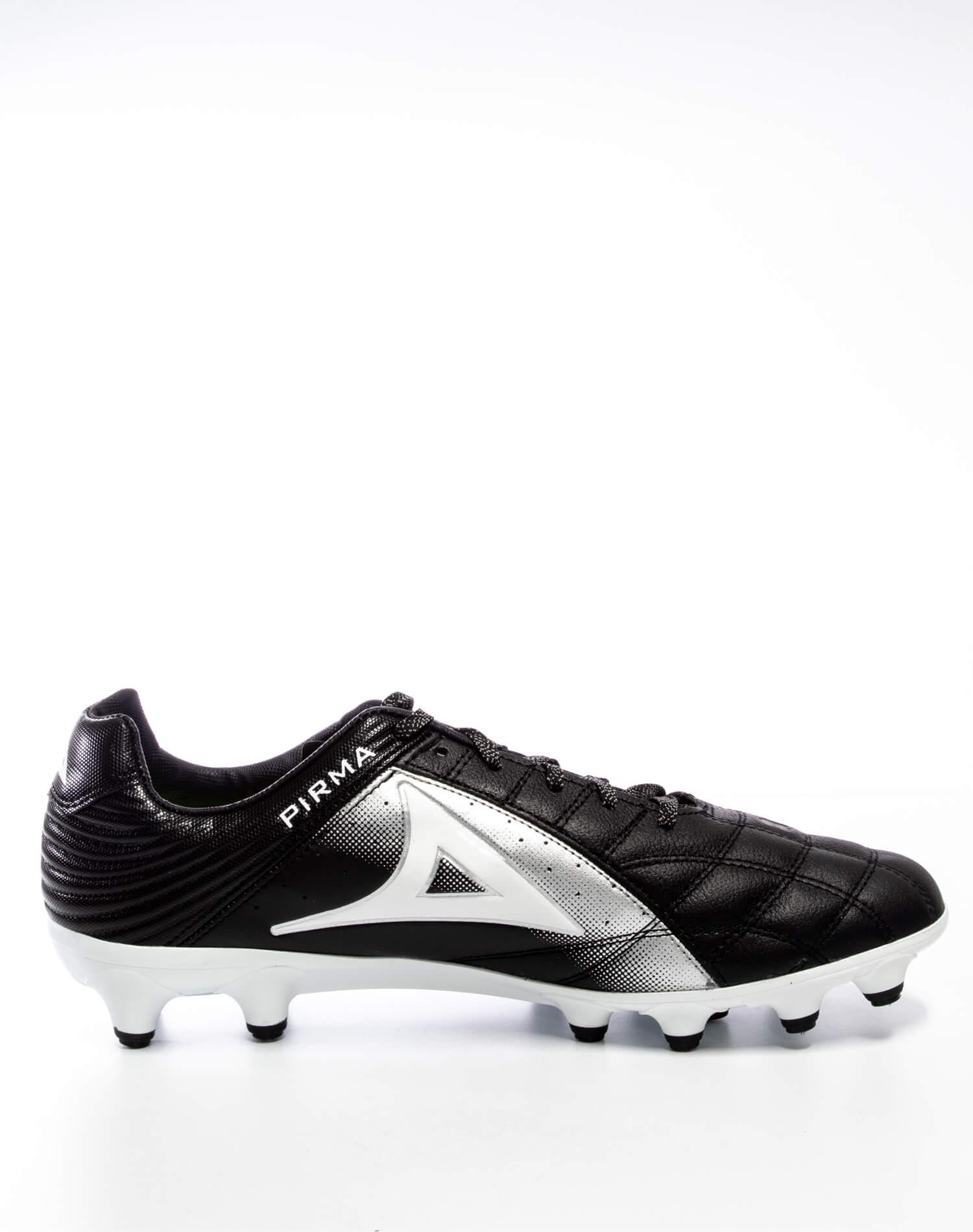 23f2975c1735c Pirma Brasil Covenant Modelo 3006 Piel Negro – Blanco – Golero Sport