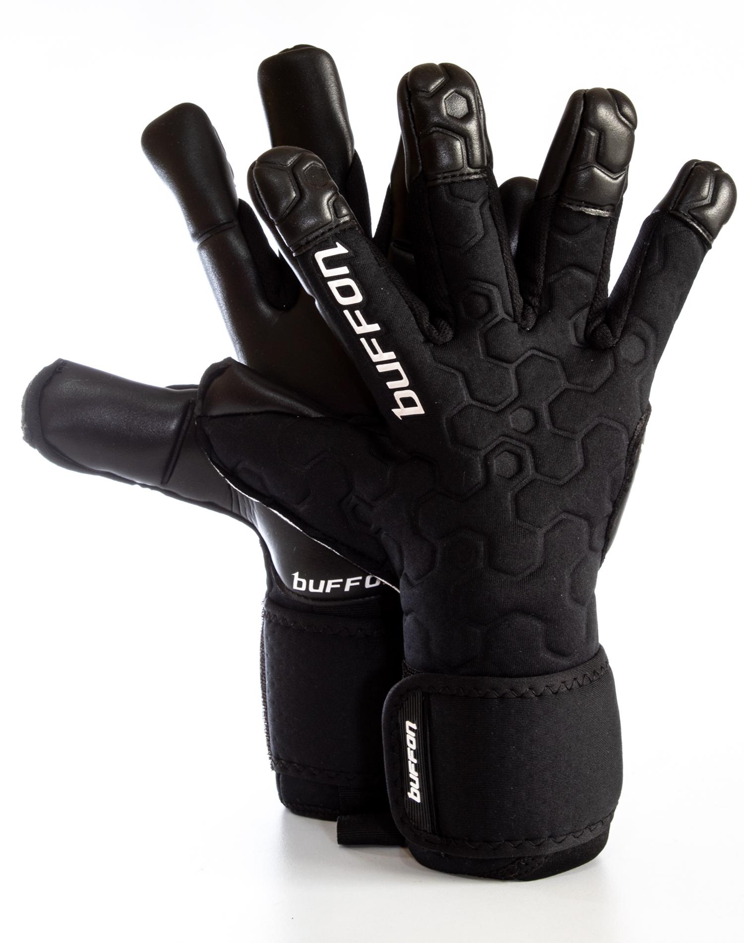 despeje para toda la familia más de moda Guantes Buffon Titan Pro All Black - Golero Sport