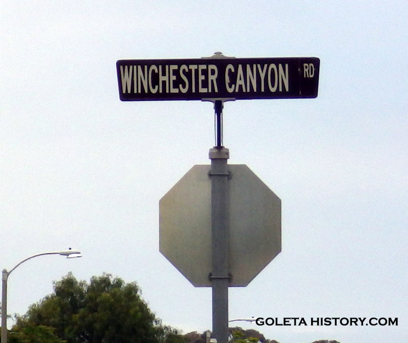 Winchester Canyon Rd.