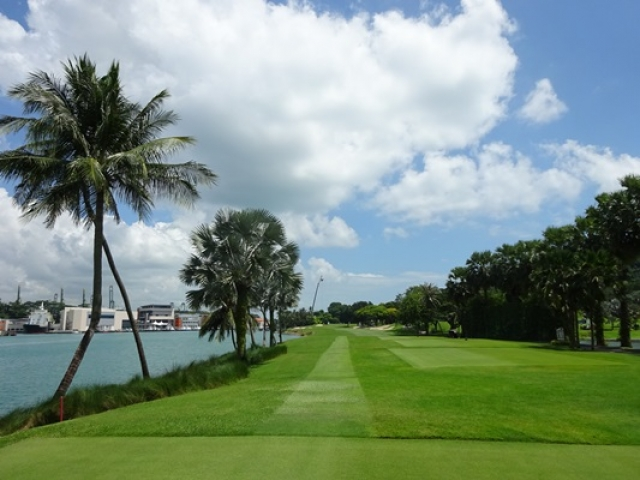 Sentosa Golf Club Serapong Course/セントーサGCセラポンコース