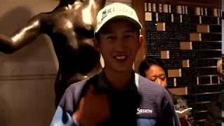 星野陸也 ゴルフ日本シリーズJTカップ 2R