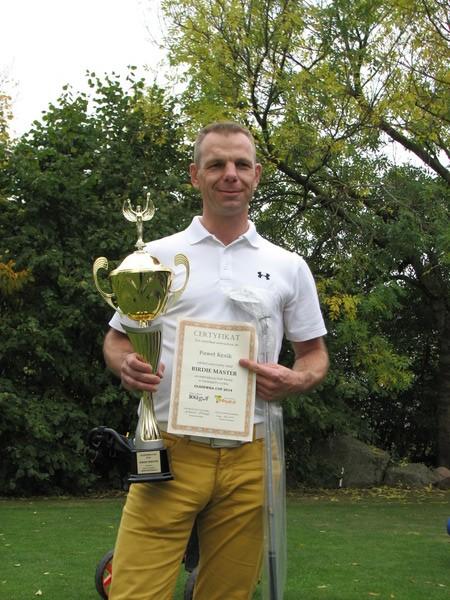Paweł Kęsik - Birdie Master Olszewka Cup 2014