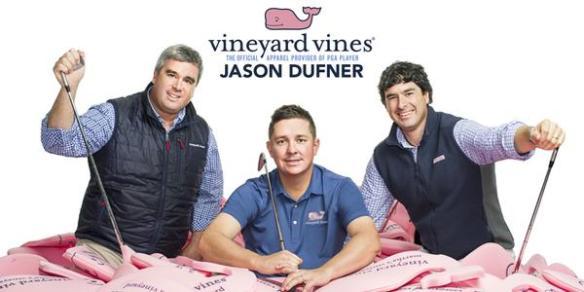 Jason dufner vineyard vines