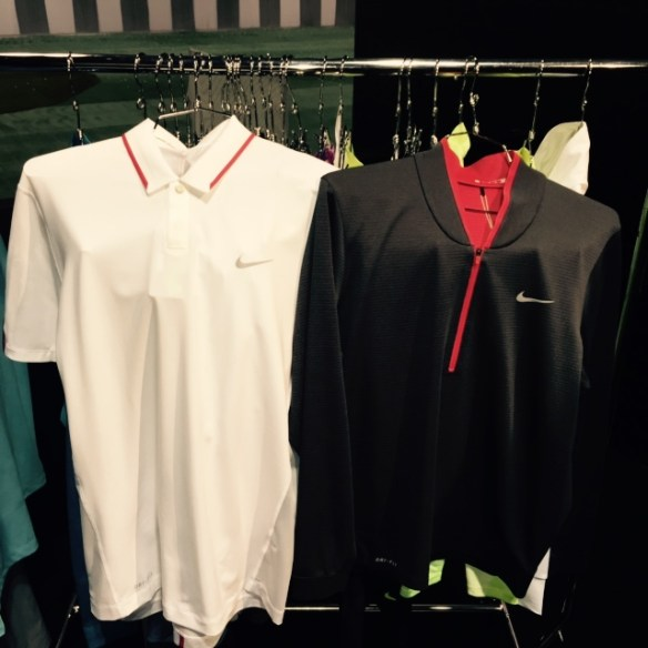 Tiger Woods 2015 Apparel