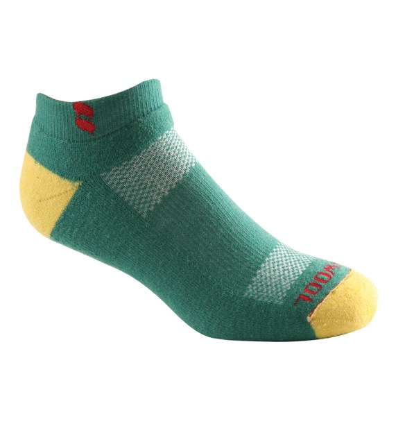 KENTWOOL Men's Tour Profile Sock - Bubba Green (hi-res)