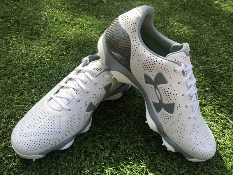 Jordan Spieth Shoe: Under Armour Drive One