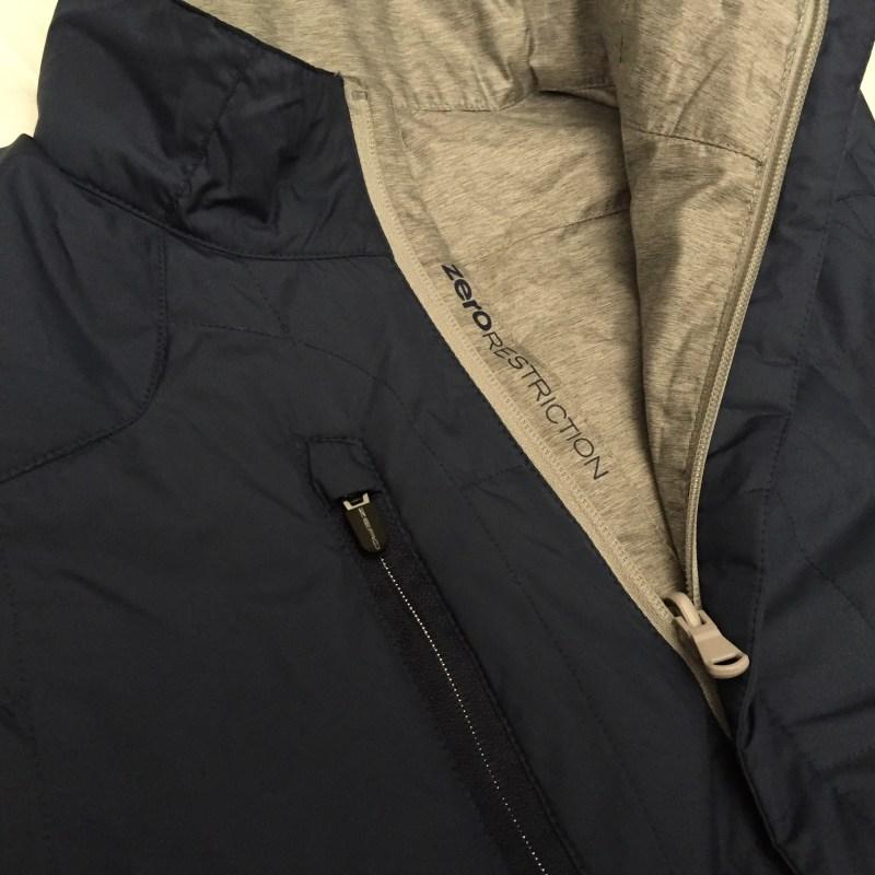 The reversible Kiely Vest
