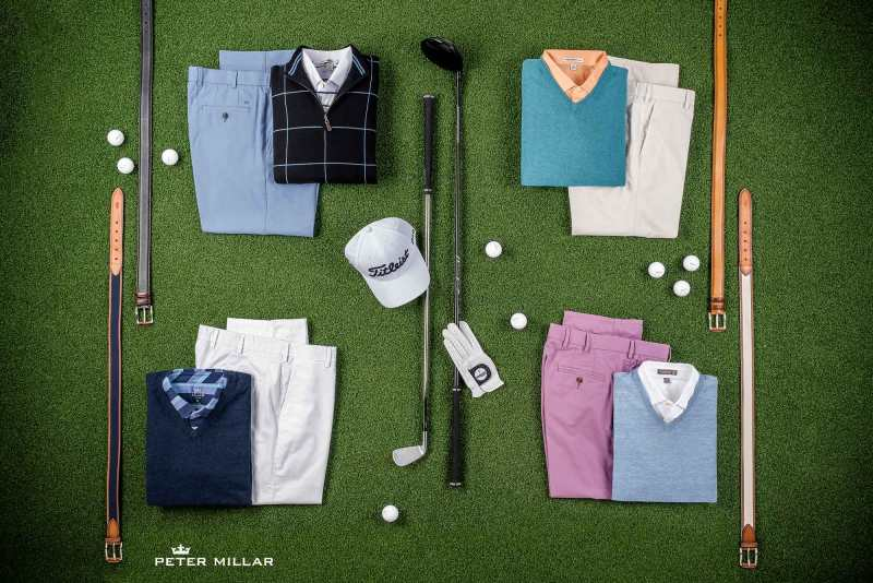 Bill Haas' 2016 Masters Apparel Script