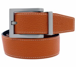 Orange-Full-Grain-Leather-Golf-Belt