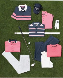 Confetti Color Story (Image via Callaway Apparel and Perry Ellis International)