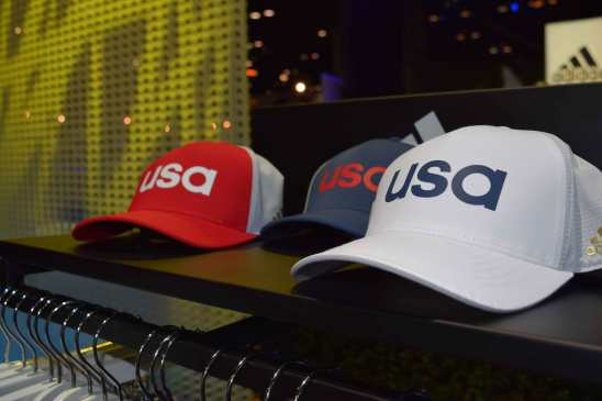 U.S. Olympic Golf Team Hats