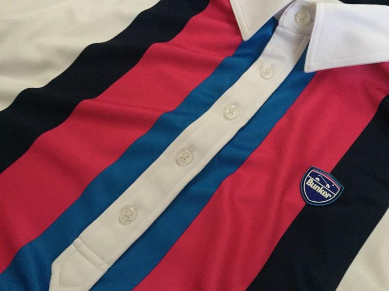 Cmax Vertical Stripe Polo
