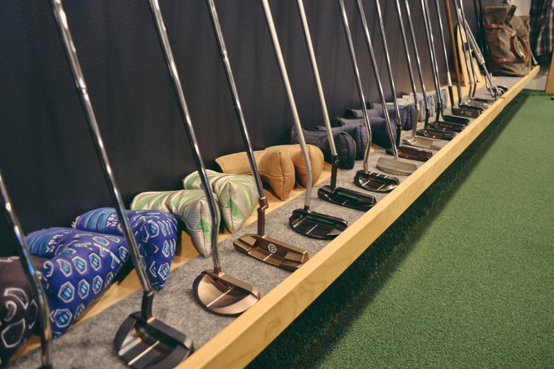 Boutique putters