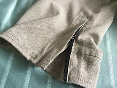 Zippered Cuff