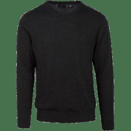 Greg Norman Modern Heritage V-Neck Sweater Black