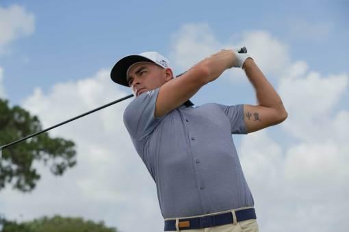 Puma Golf Ultralite stretch belt