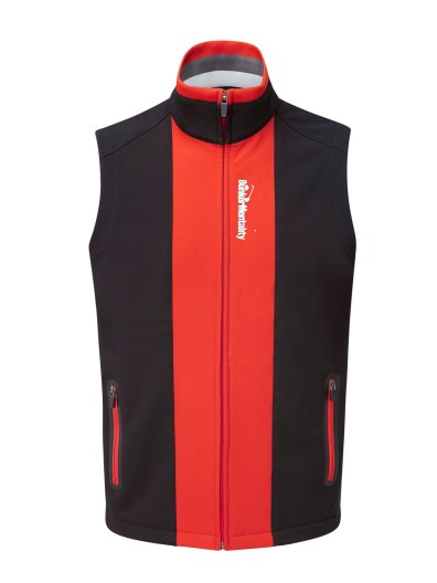 bunker mentality outerwearcvert-stripe-gilet-red-front