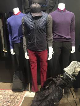 Greyson Corduroy Trousers (Center)
