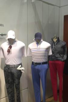 Billy Horschel x Ralph Lauren Camo Pants and Pullover