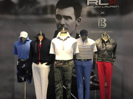 Billy Horschel x Ralph Lauren Collection