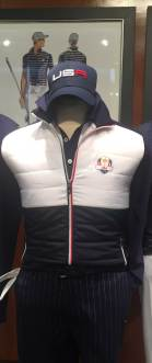 Ralph Lauren Ryder Cup Team Cool Wool Jacket