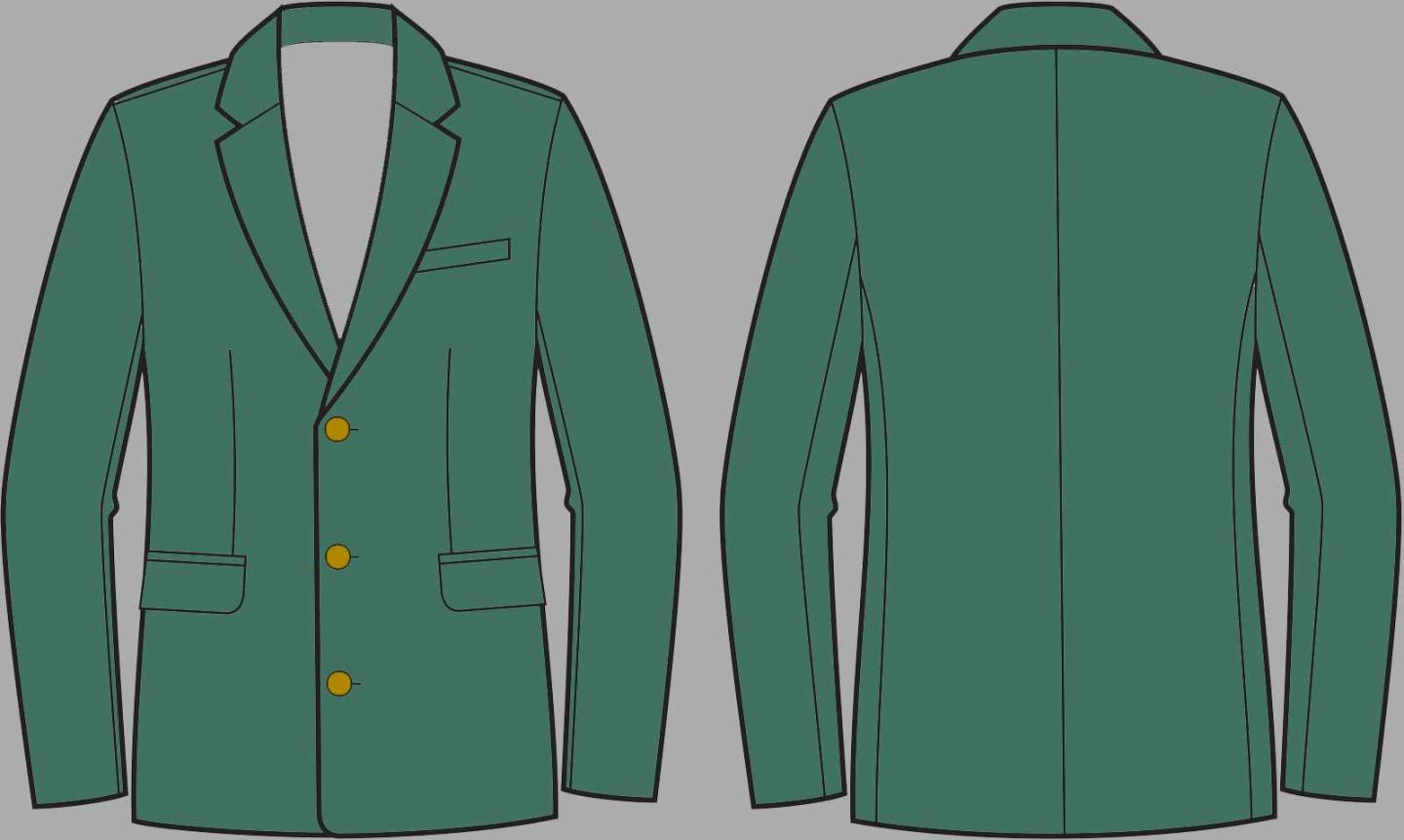 masters green jacket feature