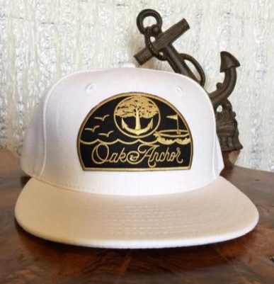 golf streetwear oak anchor captain
