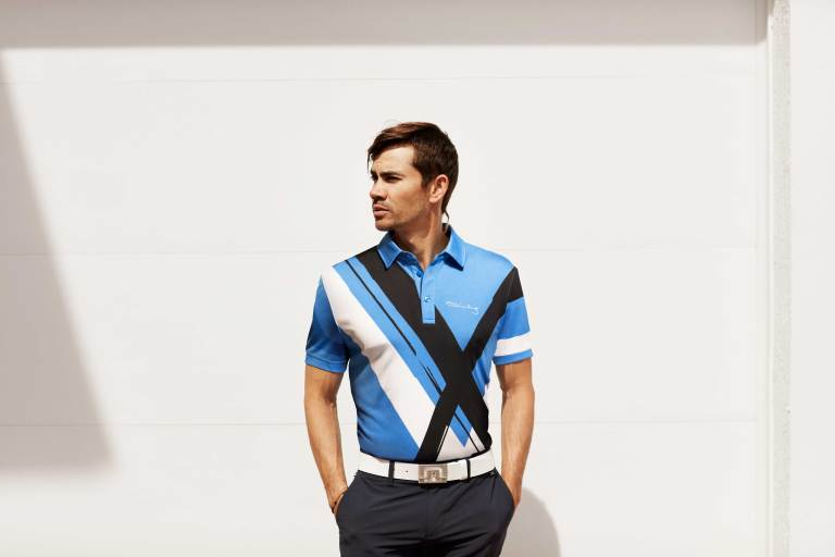 J.Lindeberg Art Polo Collection Feature