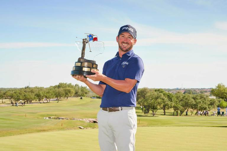 Andrew Landry Valero Texas Open
