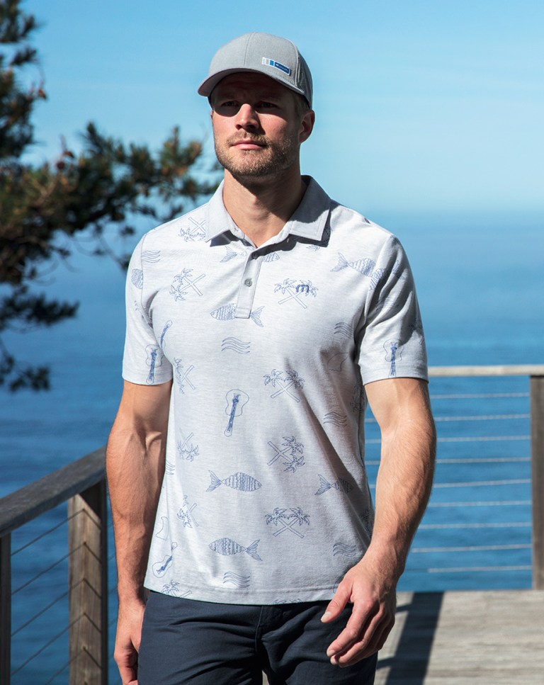 travismathew cast polo giveaway feature