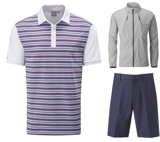Ping Apparel Summer Purple Haze