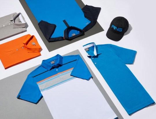Ping Apparel Summer Polos