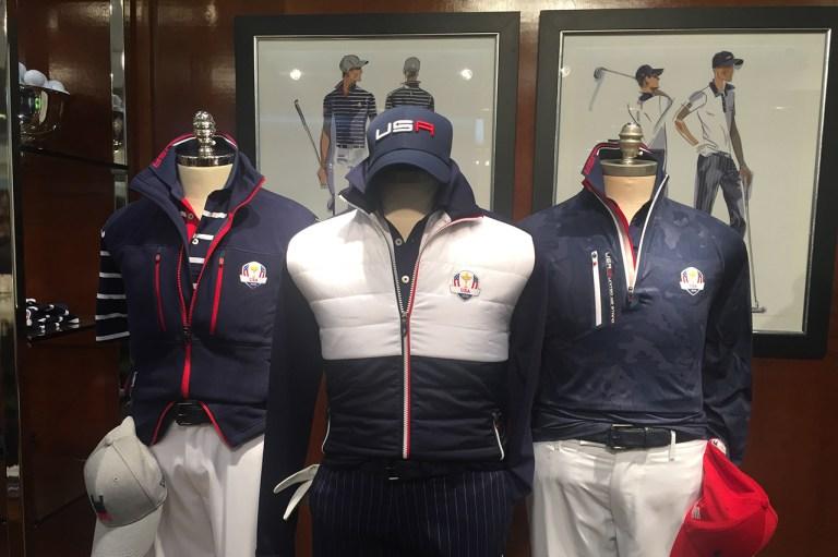 U.S. Ryder Cup Uniforms Feature
