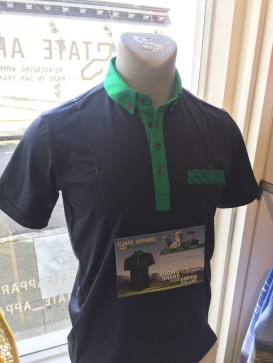 urban clubhouse green collar