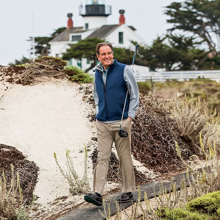 jim nantz vineyard vines beach